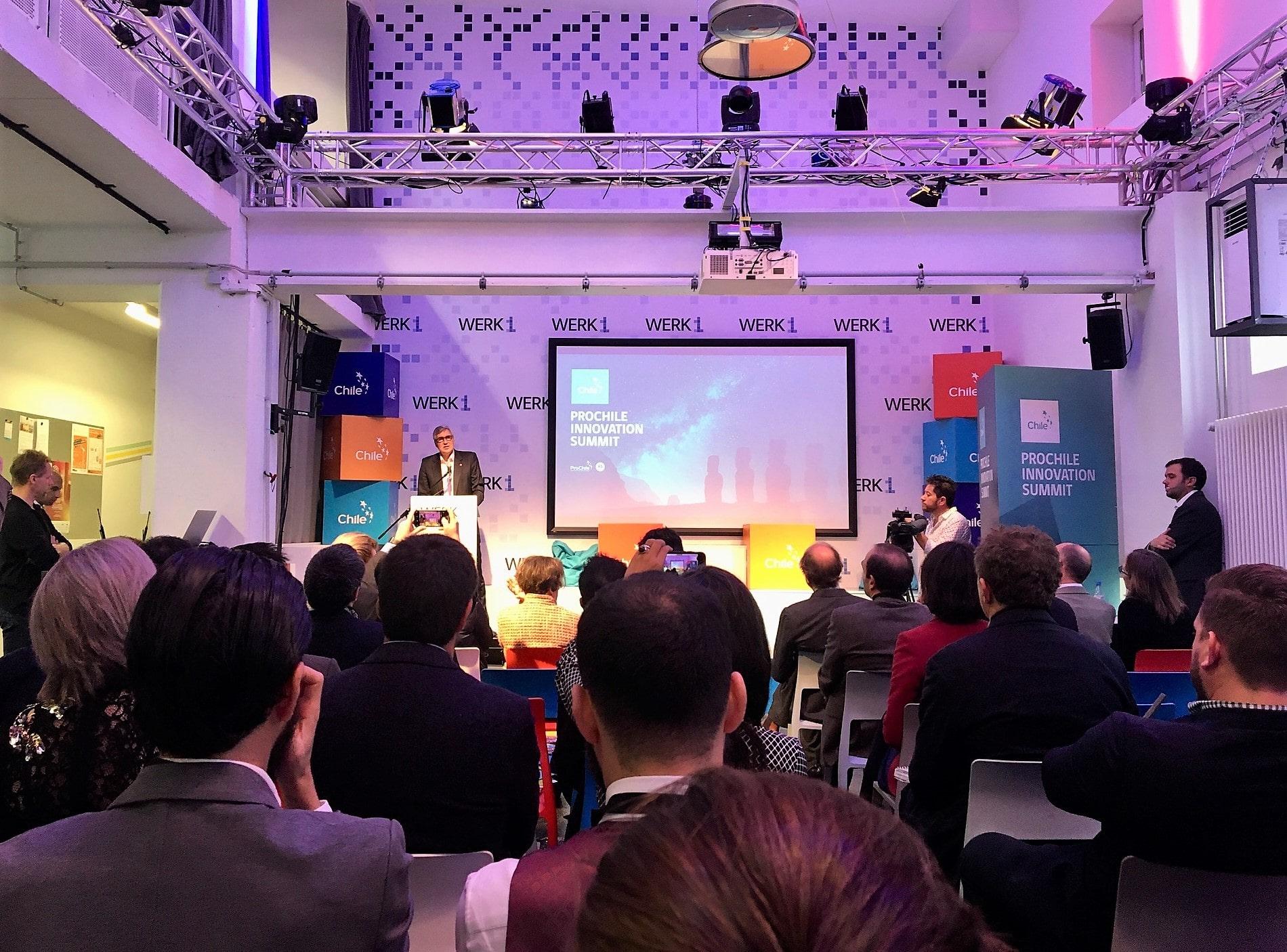 ProChile Innovation Summit München